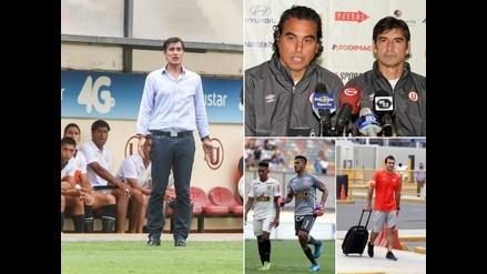 Universitario: Óscar Ibáñez y las razones de una salida anunciada del club
