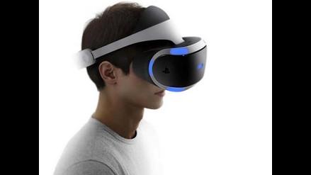 La realidad virtual para PlayStation estará disponible en 2016