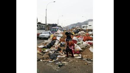 Basura y desmonte amenazan salud de pobladores