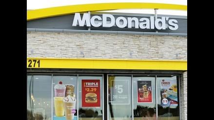 McDonald's dejará de usar pollos tratados con antibióticos
