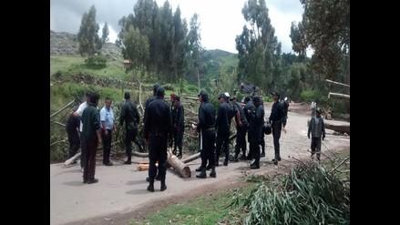Cusco: carreteras del interior se encuentran bloqueadas por paro agrario