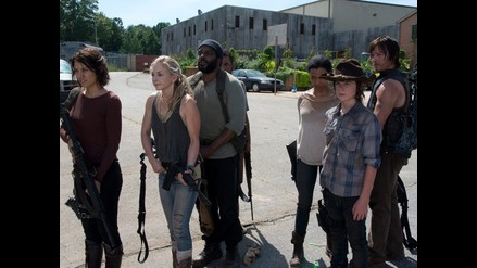 The Walking Dead: subastan el pueblo donde se grabó la serie