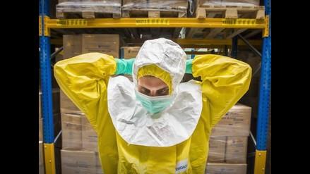 Ébola: Vacuna comenzará a ensayarse el 7 de marzo en Guinea