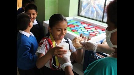 Áncash: escolares no recibirán desayunos escolares por falta de proveedores