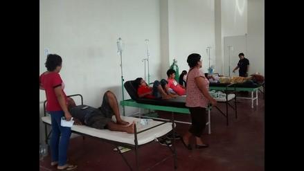 Alcaldes de Tumbes y Matapalo son atacados por el dengue
