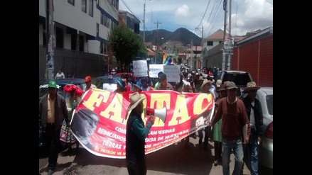 Cusco: lamentan ausencia de presidente regional en paro agrario