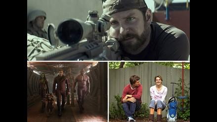 MTV Movie Awards: nominados a Mejor Película