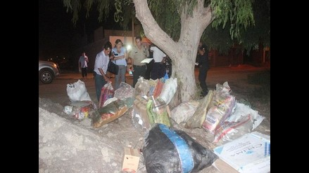 Chiclayo: abrirán investigación a obreros por reciclar en horas de trabajo