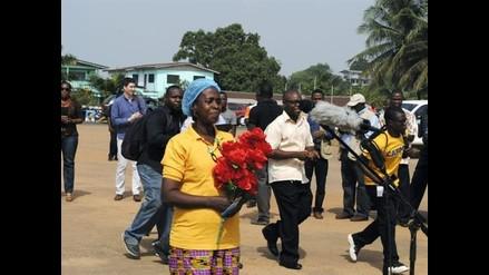 Liberia ya no tiene enfermos de ébola