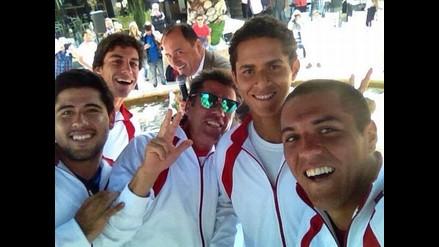 Copa Davis: Pablo Arraya y sus curiosas provocaciones para el Chile-Perú