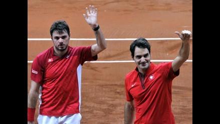 Copa Davis: Federer y Wawrinka, ausencias notables en Grupo Mundial