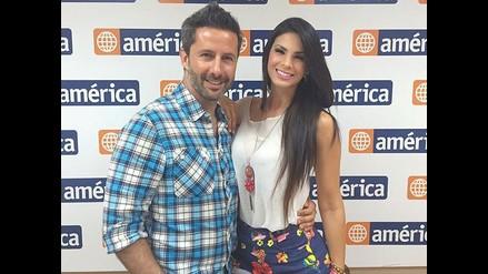 Sofía Franco dijo hacer TV blanca y Marco Zunino ironizó con ello