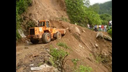 La Convención: por fuertes lluvias colapsa puente en Serpiyo