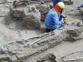 Cambio climático causa degradación de momias más antiguas del mundo