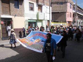 Andahuaylas: convocan a paro regional por deficiente servicio eléctrico