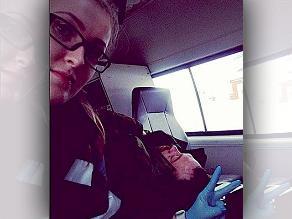 Enfermera rusa se tomaba selfis con moribundos y era tendencia en Twitter