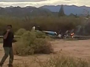 Accidente aéreo en Argentina: Fallecen integrantes de reality y deportistas