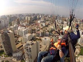 GoPro: Mira el paseo en parapente de
