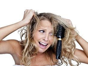 Identifica si padeces del síndrome del cabello impeinable
