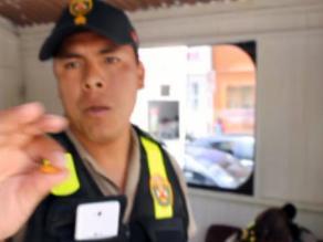 Ayacucho: hallan a policías sentados en caseta en horario de trabajo