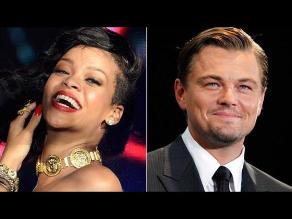 Rihanna se hospeda en casa de Leonardo DiCaprio