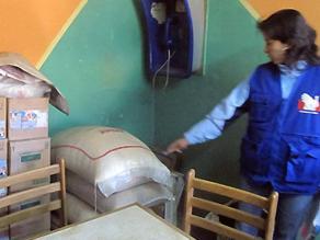 Huancayo: reinician funcionamiento del programa Vaso de Leche