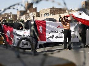 Desconocidos disparan desde una moto y matan a periodista en Yemen