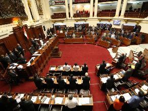 Pleno debatirá informe final de Megacomisión sobre enriquecimiento ilícito