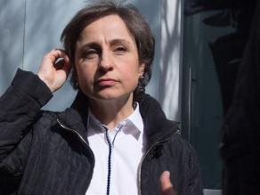 Despido de Carmen Aristegui, un tema de libertad de prensa en México