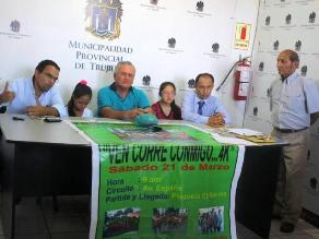 Trujillo: Alistan carrera de 4 kilómetros por Día del Síndrome de Down