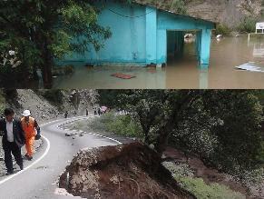 Ayacucho: Desembalse de represa crea aluvión y deja damnificados