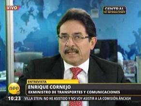 Enrique Cornejo: