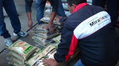 Arequipa: decomisan más de 300 kilos de azúcar sin registro sanitario