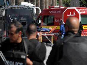 Al menos 23 muertos en el peor atentado sufrido por Túnez en 13 años