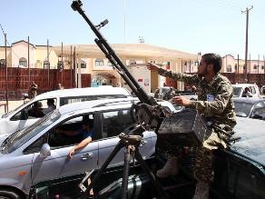 Diez milicianos mueren en ataque del Estado Islámico en el norte de Libia