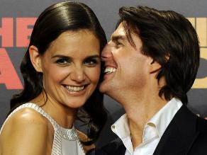 Katie Holmes y Tom Cruise no se hablan