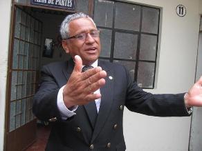 Chiclayo: alcalde asegura que Sisol funcionará en La Victoria
