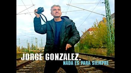 Jorge González: Escucha lo nuevo del cantante