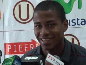 Universitario: Andy Polo inventó una palabra para describir su juego
