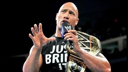WWE: La Roca es hincha de este equipo inglés...