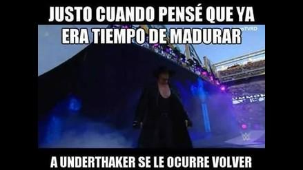 WrestleMania 31: los mejores memes del máximo evento de la WWE