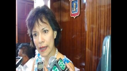 Chiclayo: jefa del Centro de Gestión Tributararia renunció al cargo
