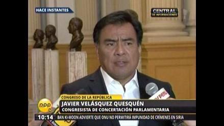 APRA no se opone a que sucesor de Ana Jara sea un nacionalista