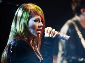 Avril Lavigne habló de su rara enfermedad