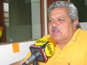 Cajamarca: Luis Guerrero presidirá directorio de Sedacaj