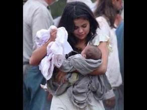 James Franco asegura que Selena Gómez es la madre de su bebé
