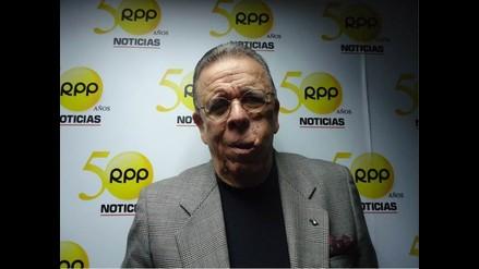 Luis Delgado Aparicio: un político con pasión por la salsa