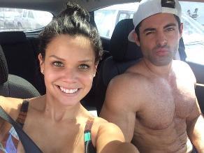 ¿Andrea San Martín y Sebastian Lizarzaburu serán padres?