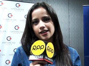 Melania Urbina habla del futuro de Montserrat en AFHS