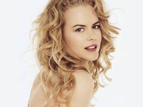 Actriz australiana Nicole Kidman será premiada en EE.UU.